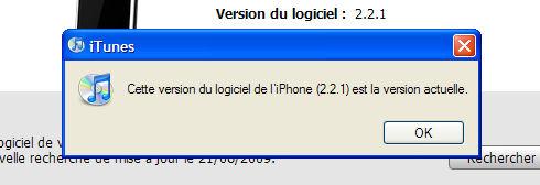 iTunes OS 3.0