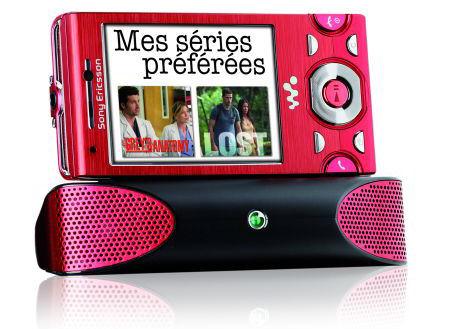 Sony Ericsson W990
