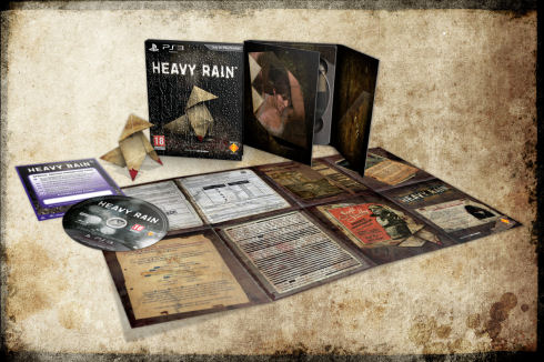 Heavy Rain version collector