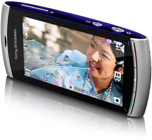 Vivaz par Sony Ericsson