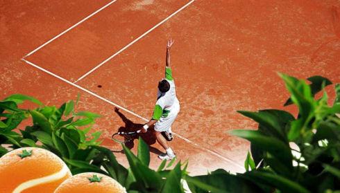 Tropicana concours Roland Garros